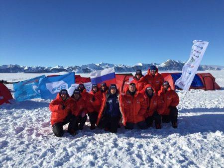исследовательские группы ученых в Антарктике