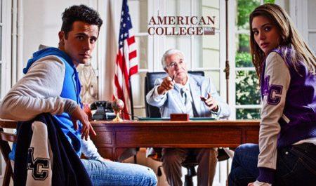 Поступление в колледж США