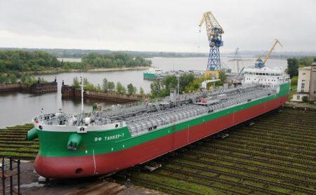 судостроительный завод в Нижнем Новгороде