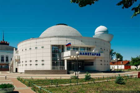 Планетарий Нижнего Новгорода