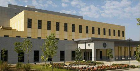 посольство США в Душанбе