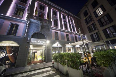 Aru Hotel, Бергамо