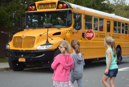 Автобус в детский сад