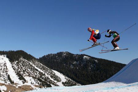 Лыжный спорт Фристайл