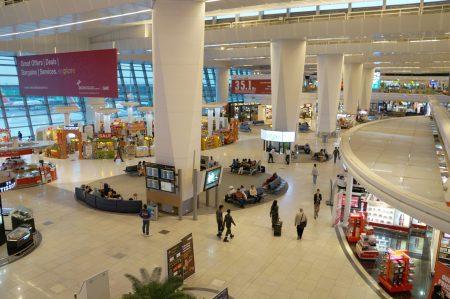 Международный аэропорт Индиры Ганди