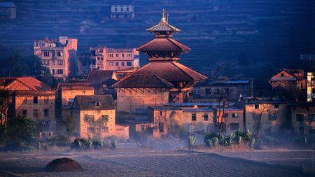 Катманду-Столица и крупнейший город Непала