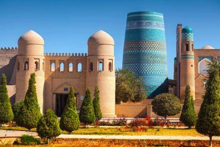 Древний город Ичан-Кала, Узбекистан