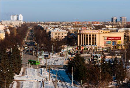 Автозаводский район в Нижнем Новгороде