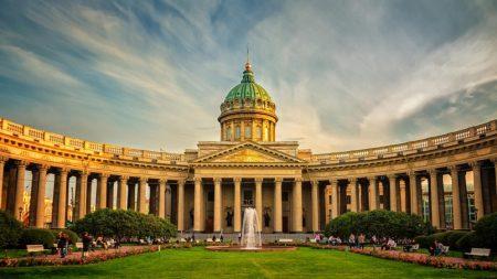 Казанский кафедральный собор, г. Санкт-Петербург