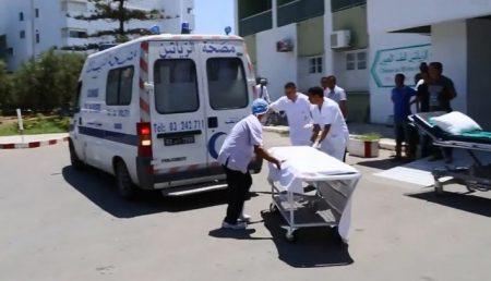 помощь пострадавшим в Тунисе