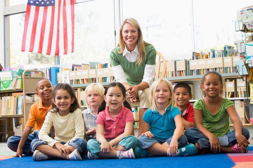 Система дошкольного образования в США: особенности детских садов в ...