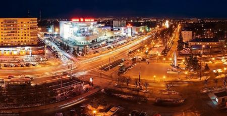 Сормовский район в Нижнем Новгороде