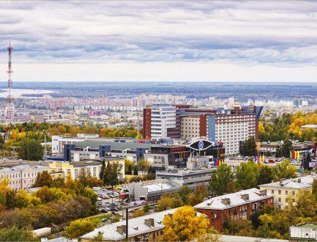 Советский район в Нижнем Новгороде