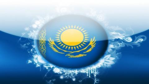 Картинки казахстана флага