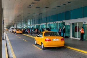 Трансфер из аэропорта Ататюрк в Стамбул