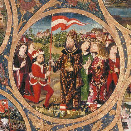 Леопольд V из династии Бабенбергов