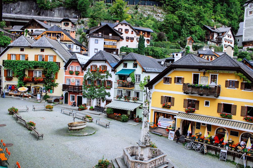 Незабываемая австрийская деревня