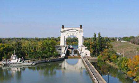 Волго-Донского канал