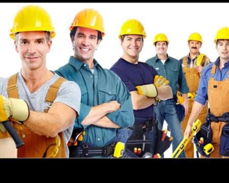 работа строителем в России