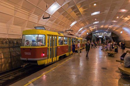 подземные трамваи в Волгограде