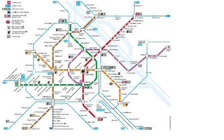 метрополитен Вены