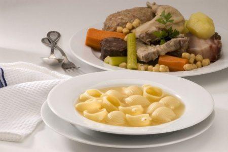 Эскуделья - национальное блюдо Каталонии