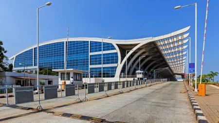 Международный аэропорт Даболим