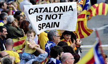 Население Каталонии