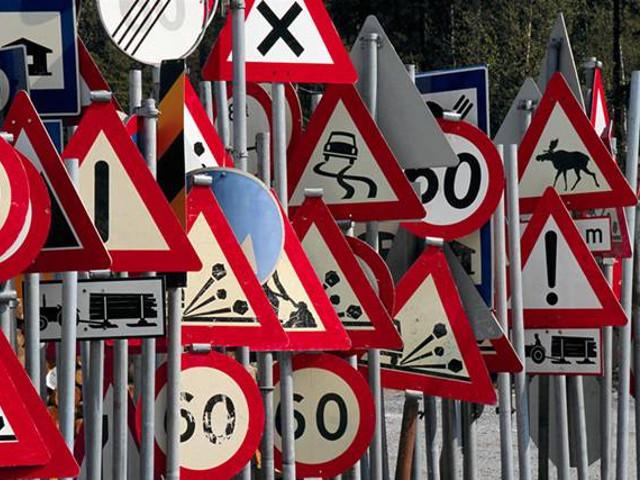 Правила дорожного движения в Казахстане