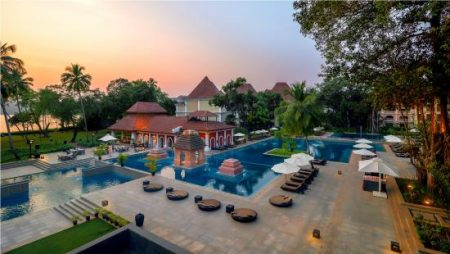 Отель Book Grand Hyatt Goa 5 звезд