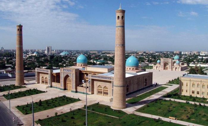Комплекс Хаст-Имам - Ташкент