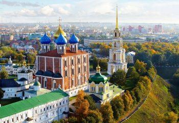 Рязань входит в тридцатку крупнейших городов России