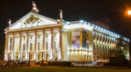 Театр оперы и балета им. М.И.Глинки