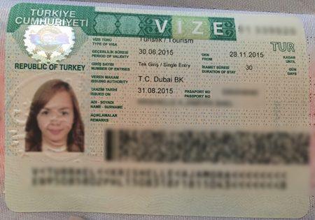 Разрешение и доверенность на вывоз ребенка в Турцию
