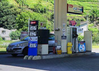 Стоимость бензина в Италии