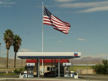 Cтоимость бензина в США