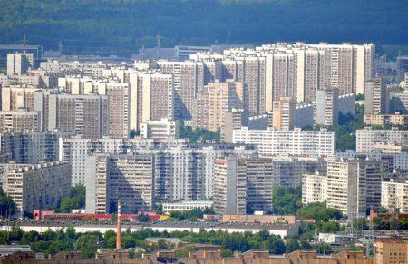 Московский район Бибирево