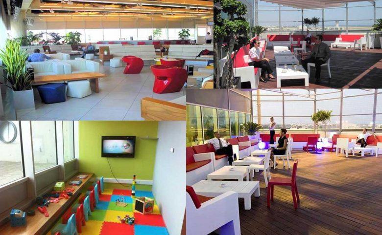 VIP-зал Executive Lounge в аэропорту Ларнака, Кипр