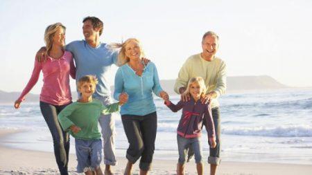воссоединение семьи за границей