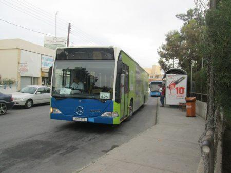 Рейсовый автобус №425