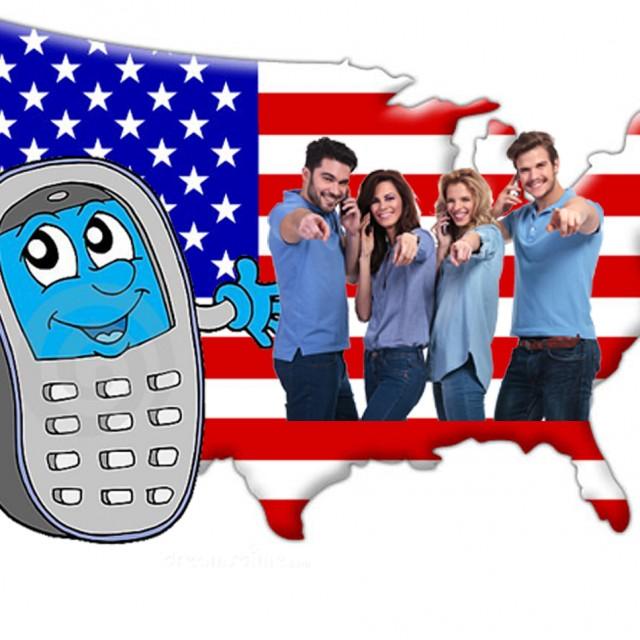Мобильная связь в США: стоимость роуминга и услуг местных сотовых операторов