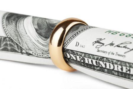 цена развода