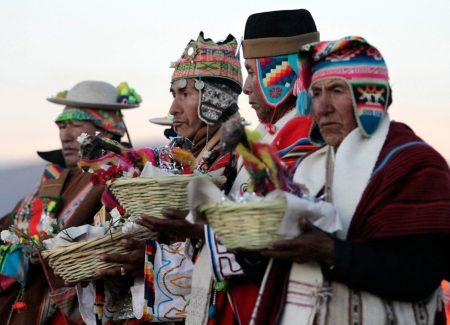 жители Боливии