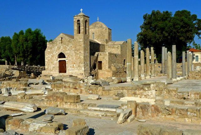 Древний город Пафос