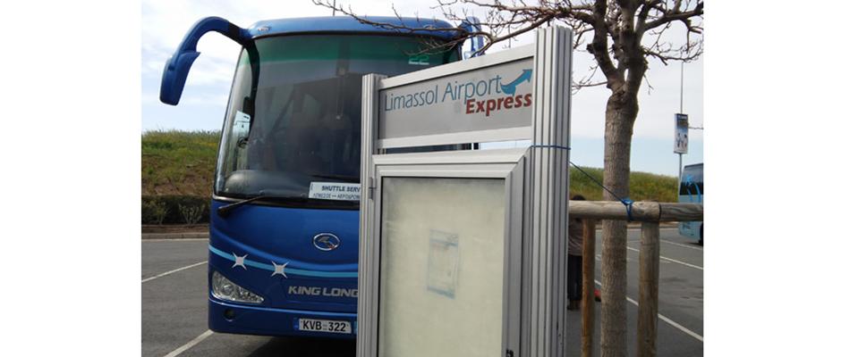 Автобус Ларнаки-Лимассол
