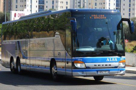 Междугородние автобусы из Барселоны
