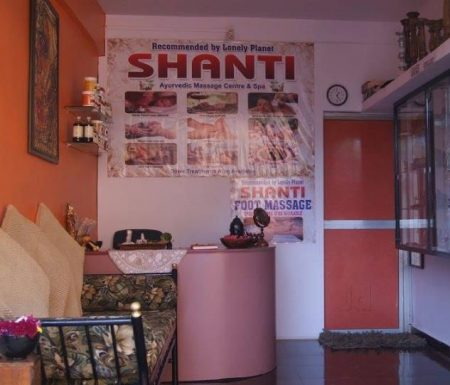 Shanti Ayurvedic Massage Center;
