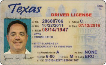 Driver ID