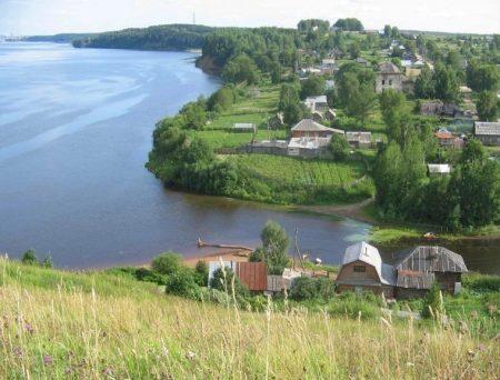 Красота Уральского Федерального округа