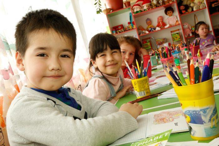 дошкольное образование в Узбекистане
